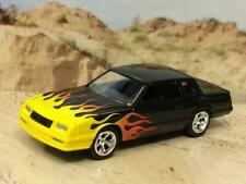 4th Gen 1981- 1988 Chevrolet Monte Carlo SS HOT ROD 1/64 Scale Limited Edit L18