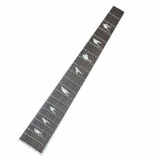 Guitar Part - Acoustic Guitar Fretboard W/ Mop Dove Inlay FREE SHIPPING TO AU