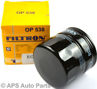 Renault Fuego Extra Super 5 18 20 21 25 Trafic 2.1 1.6 OP538 Engine Oil Filter