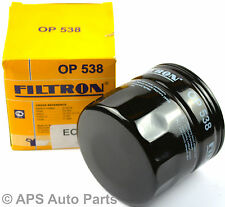Renault Fuego Extra Super 5 18 20 21 25 Trafic 2.1 1.6 Motor OP538 Filtro de aceite