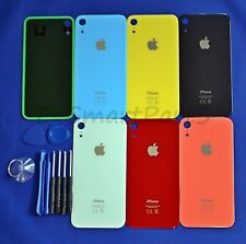 Back Glass Housing Battery Cover Replacement For Apple iPhone XR / XS MAX / XS