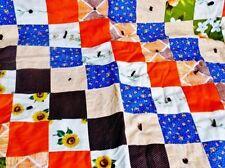 Garden Handmade Unisex Crib Quilts & Coverlets