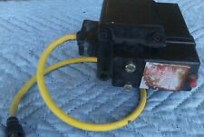 Vintage Mallory Ignition Coil 12v