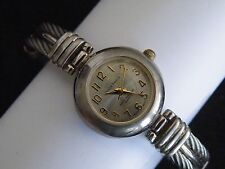 Jaclyn Smith Water Resistant Quartz Watch With Expandable Band