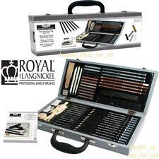 Professional Artist Sketching Pencils Royal Essentials Drawing Art Set Sketch