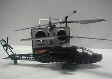 2 CH APACHE AH64 REMOTE CONTROL RECHARGEABLE HELICOPTER
