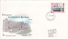 GB 1975 European Architectural Heritage Year Mercury FDC London SE1 CDS