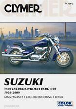 CLYMER REPAIR MANUAL Fits: Suzuki VL1500 Intruder
