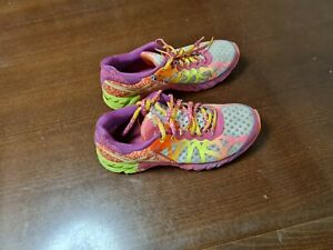 ASICS GEL Noosa Tri 9 Womens Size 7 Running Shoes T458N EURO 38