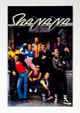 Sha Na Na Souvenir Program Book 1980 Winterland