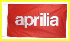 APRILIA MOTO FLAG BANNER  rsv rs50 rs 125 sxv sr50 5 X 3 FT 150 X 90 CM