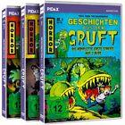 Gesamtedition - Geschichten aus der Gruft / kompl. Serie auf 6 DVDs Pidax