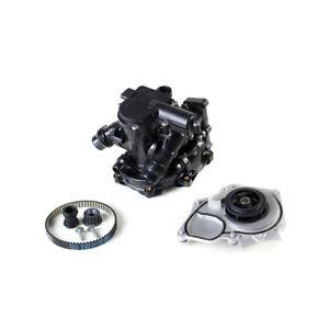 2.0T Water Pump Thermostat W/ Belt Fit For VW Passat Jetta Audi A3 A4 A5 Octavia