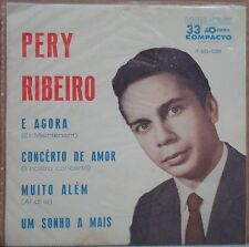 """PERY RIBEIRO 1962 Bossa Nova Samba Jazz RARE! Odeon P/S 7""""  EP 45 BRAZIL HEAR"""