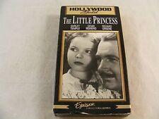 The Little Princess VHS Movie - Shirley Temple - Cesar Romero
