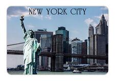 "New York city Newyork 4  Souvenir Travel Photo Fridge Magnet Big size 3.5""X2.4"""