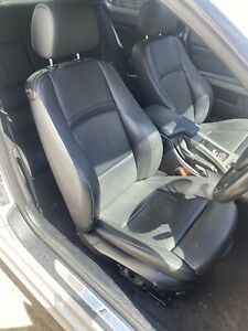 BMW E92 Coupe M Sport Black Leather Interior Heated Seats Doorcards