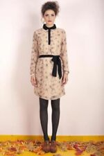 Long Sleeve Short Dresses for Women with Blouson
