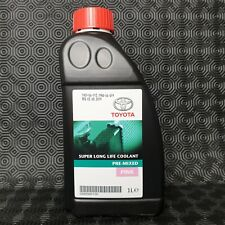 Genuine Toyota Prius Super Long Life Pink Coolant 1Litre Pre Mixed 08889-80150