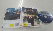 harry potter order of the phoenix wii