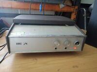 HMV record player, turntable