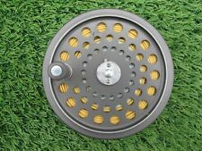 hardy jlh ultralite disc salmon reel 4 inch spare spool used fly fishing tackle