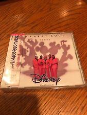 KARAT SOUL 14 Sings Disney PC-165 NEW JAPAN CD 1996