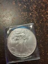 2009 standing liberty 1oz fine silver
