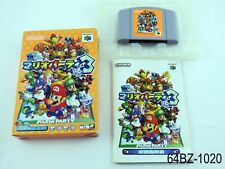 Complete Mario Party 3 Nintendo 64 Japanese Import Boxed N64 Japan US Seller B