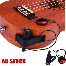 Acoustic Piezo Contact Microphone Pickup for Guitar Violin Mandolin Ukulele Folk
