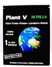 30 Herbal Plant V pills/100% natural Male Herbal pills Para Hombres EXPL TORO