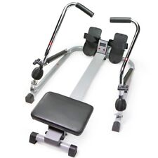 Orbital Rowing training Machine Rower Glider Cardio Fitness Work Out Home Gym