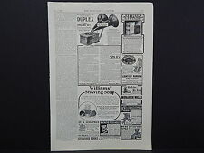 The Breeder's Gazette, Nov. 28, 1906, One Advertising Page, Double Sided #13