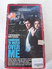 SOMEONE TO WATCH OVER ME, MIMI ROGERS, TOM BERENGER, VHS , COLUMBIA/RCA 1988