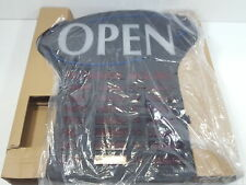 """Newon Led Lighted Business""""Open"""" Sign, Electronic Programmable 23.4"""" x 20.4"""""""