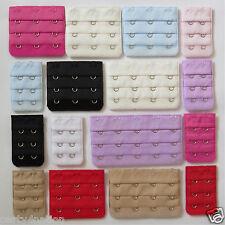 Ladies Bra Extender Bra Extension Strapless Underwear Strap 2, 3, 4, 5 Hooks