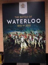 Battle of Waterloo 2015 Bicentenary Campaign Medal Bronze in Presentation Folder