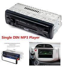 7 Led 12V 1Din Bluetooth Car Stereo Audio In-Dash Fm Aux Sd Usb Mp3 Radio Player