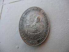 médaille commémorative militaire religieux LOURDES
