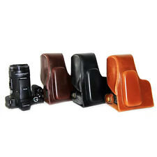 PU Leather Camera Case Bag Cover for Nikon Coolpix P900s P900 digital camera