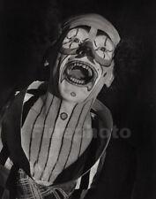 1935 Vintage CRAZY CLOWN Circus Carnival PAUL CHESTY MORTIMER Photo Art DISRAELI