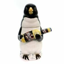 Budweiser BUD ICE PENGUIN Character Stein - MIB