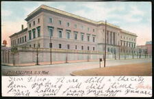 PHILADELPHIA PA US Mint Antique Pennsylvania Postcard