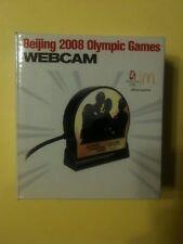 McDonald's Beijing 2008 Olympic Games WEBCAM. NEW.   RARE