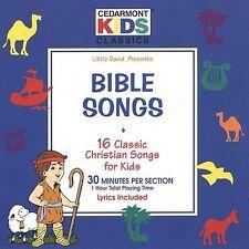 NEW Bible Songs (Audio CD)