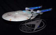 acrylic display stand for Diamond Select Enterprise NCC-1701-B Generations