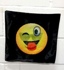 Nice Magic Reversible Emoji Mermaid Sequins Cushion Cover Sofa Throw Pillow Case