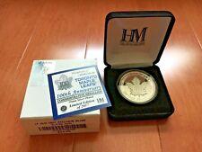 RARE LTD ED. Highland Mint Toronto Maple Leafs 100 Years Centennial SILVER Coin!