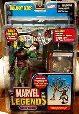 Marvel Legends Green Goblin Spiderman BAF Onslaught Series 2006 Toy Biz