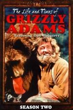 The Life and Times of Grizzly Adams Season 2 Two TV Series Region 1 4dvd